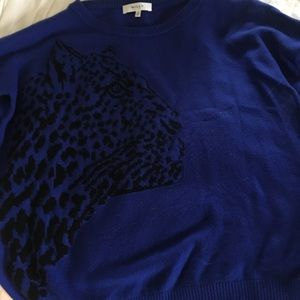 Milly wool and cashmere sweater